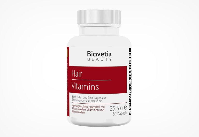 Biovetia Anti Haarausfall Kapseln